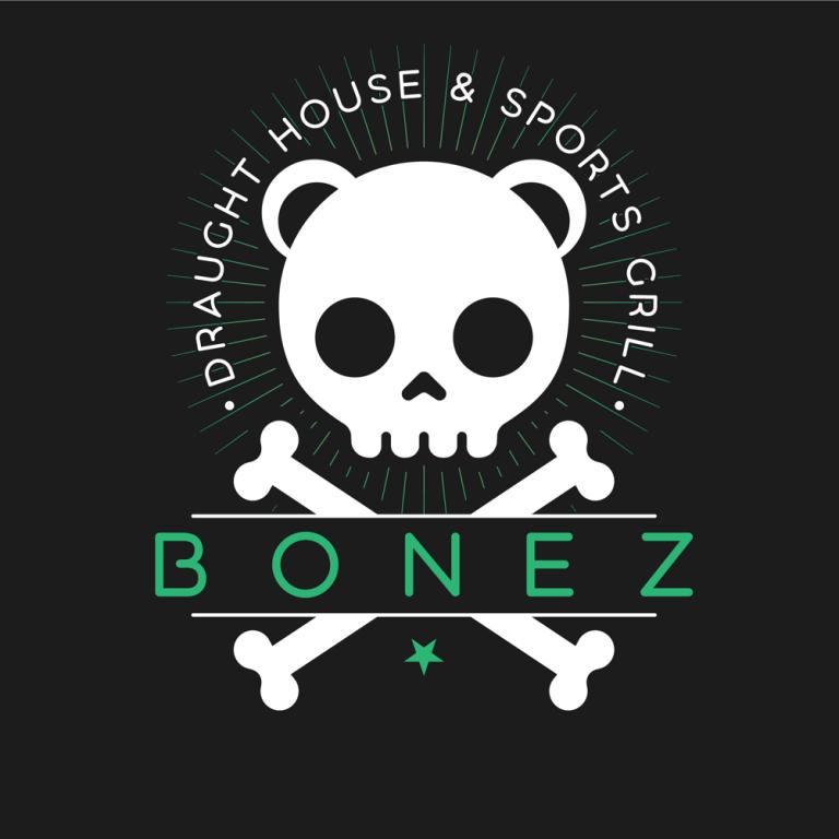 Bonez Draught House_Logo
