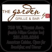 The Garden Grill.Hilton