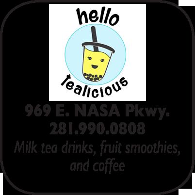 hello tealicious