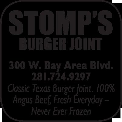 stomps burger