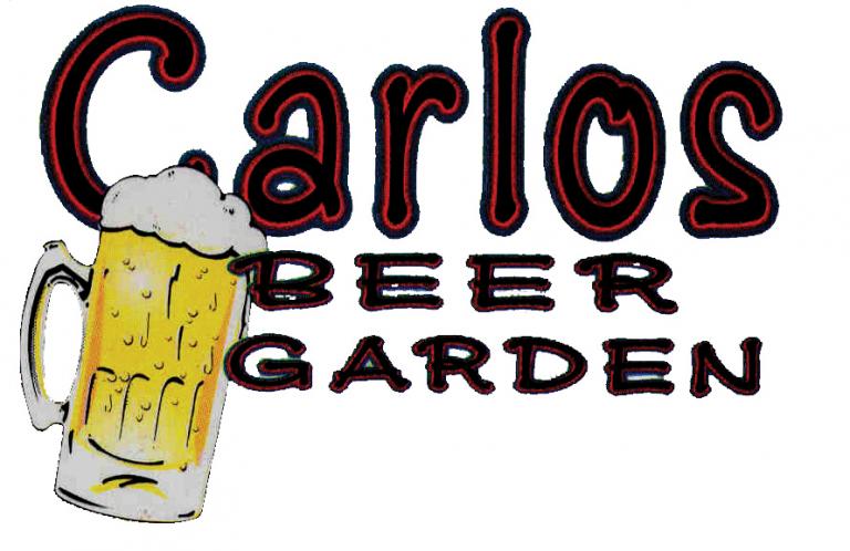 Carlos Beer Garden Logo